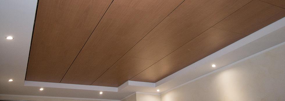 Favorito Controsoffitti in legno. Tecoint Srl. NC94